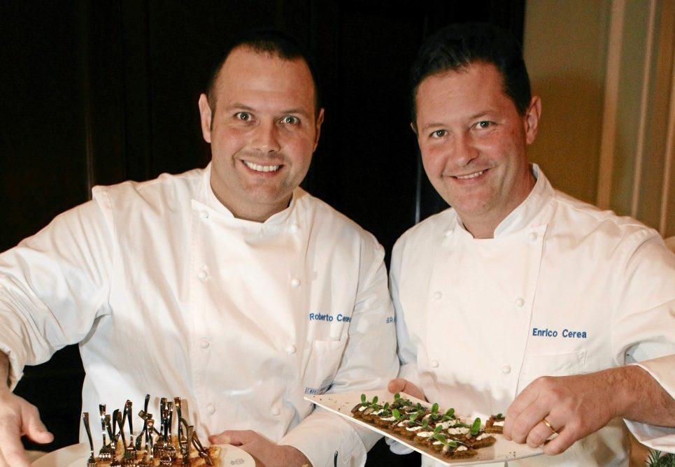 Incassi degli chef stellati, Da Vittorio guida la classifica