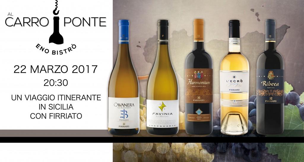 """Al """"Carroponte"""" di Bergamo si gusta la Sicilia"""