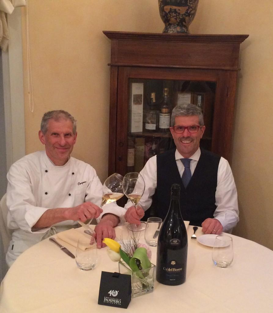 Festa dei 40 anni al ristorante