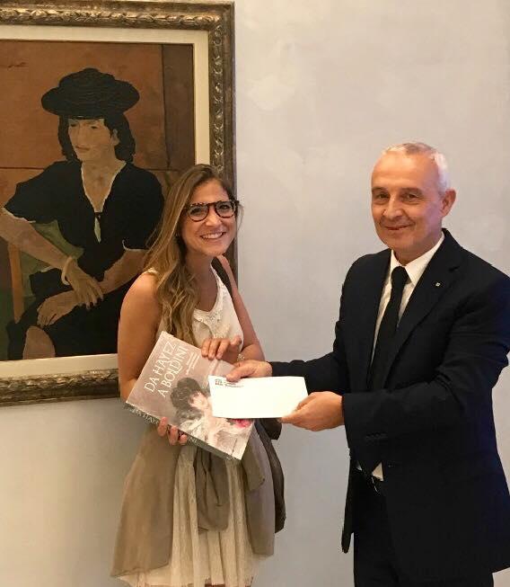 01 Arianna Belfiore e Angelo Piazzoli