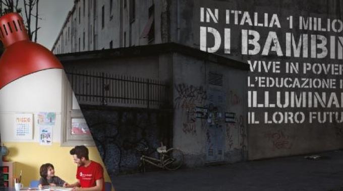 Allarmante la povertà educativa in Italia