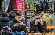 Street food, tre giorni di festa al Monterosso