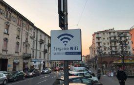 Un nuovo sito per il BergamoWifi con i dati in tempo reale
