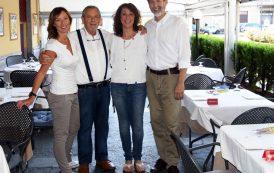 Compie 50 anni il ristorante pizzeria Arlecchino a Bergamo