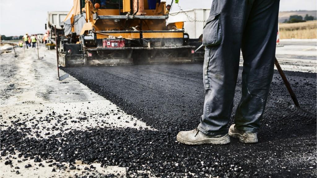 Lavori stradali settimana prossima: al via nuove asfaltature