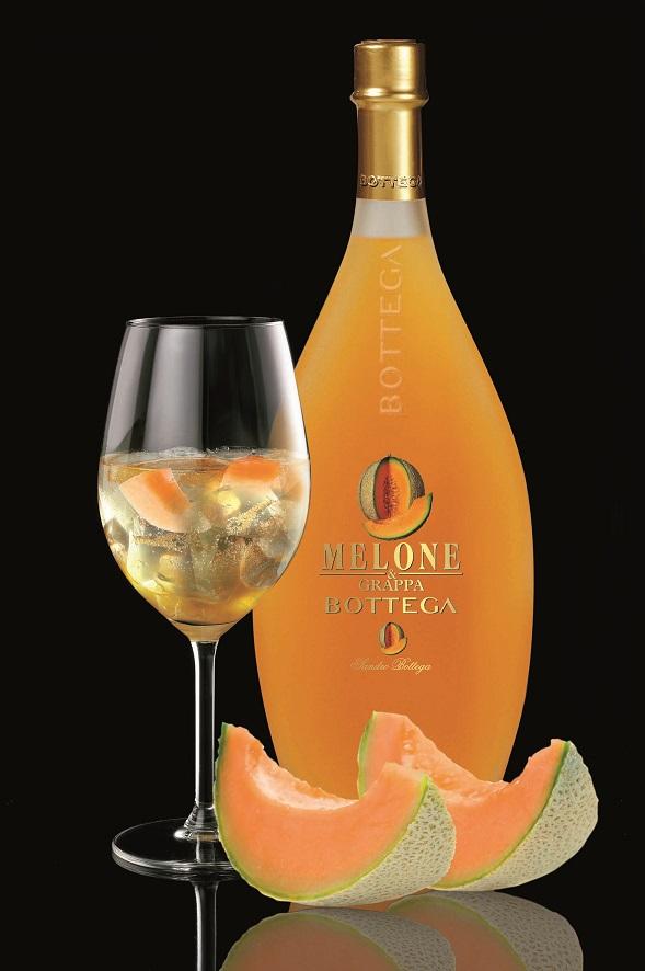 Bottega Melon Spritz, il cocktail per l'estate