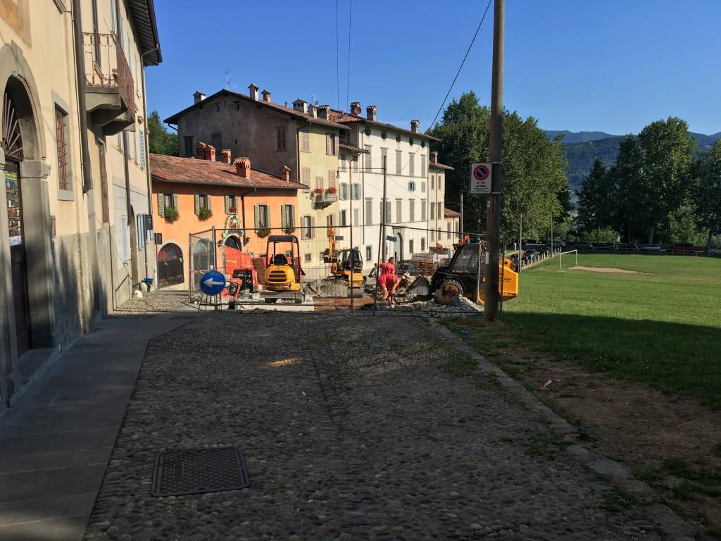 Prosegue l'estate calda dei cantieri in città