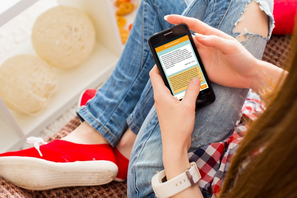 L'app che combatte anoressia e bulimia Sc(hi)acciaDca