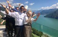 Panoramico a Fonteno, un ristorante sul lago d'Iseo
