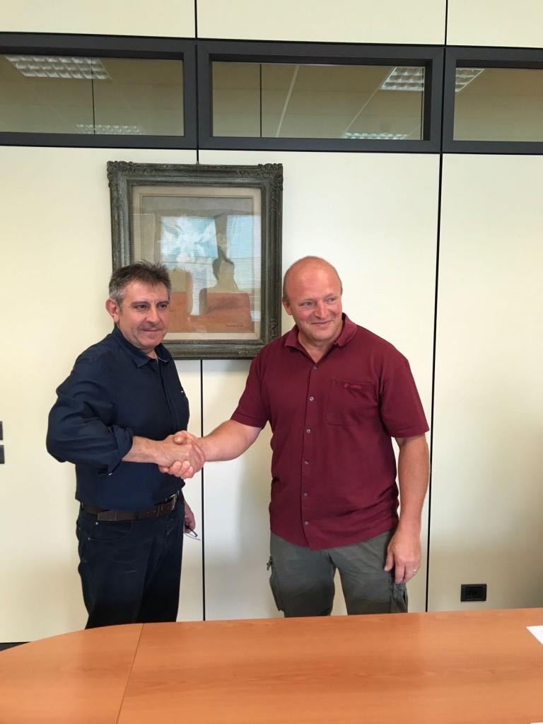 Massimo Ferrandi è il nuovo presidente dei panificatori bg