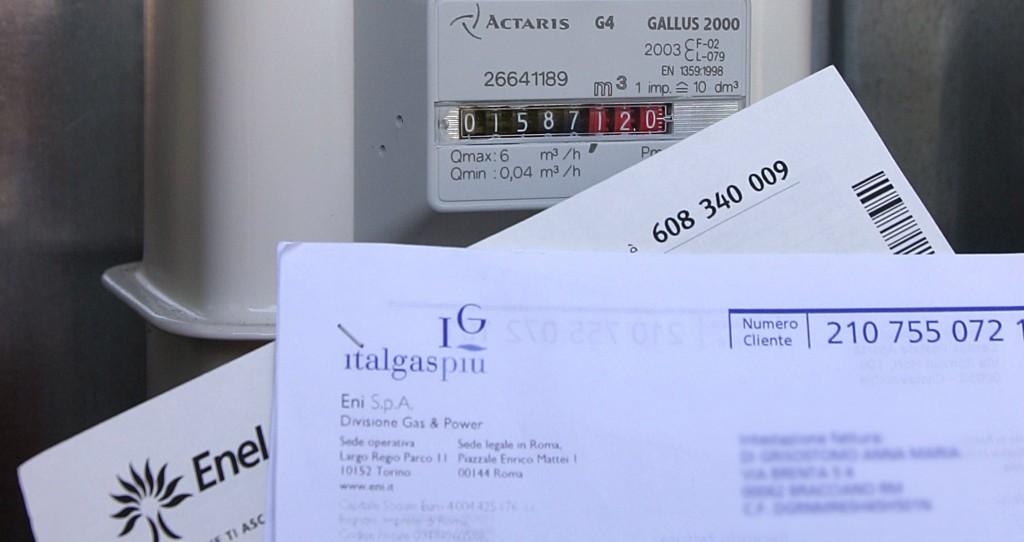 Arrivano bollette esorbitanti: «Per il gas anche 5mila euro»