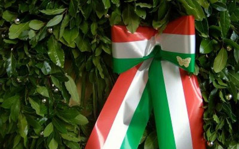 Gorle multa le panche per la commemorazione dei Caduti