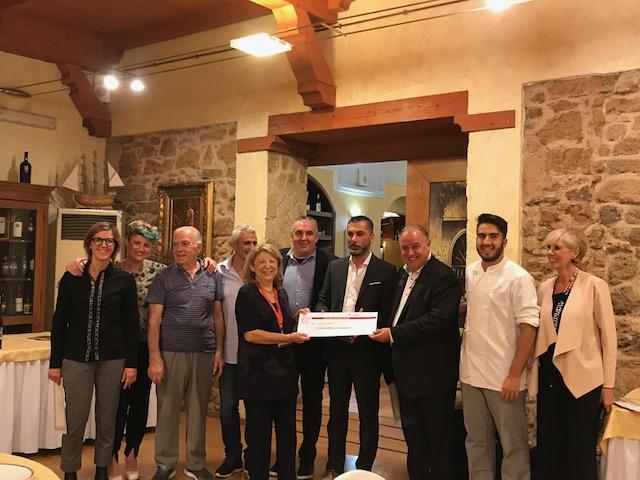 Due ristoratori bergamaschi volano ad Alghero per solidarietà