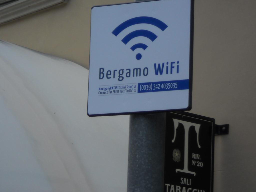 Bergamo tra le 10 città più smart d'Italia: è sesta