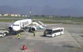 Ryanair non tarpa le ali a Orio, passeggeri ancora su