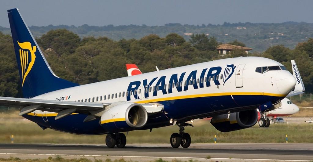 Ryanair, su Orio 1.604 voli in meno da novembre a marzo