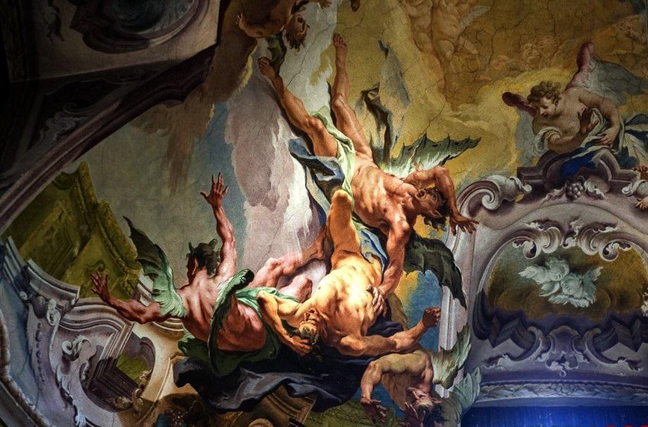 San Michele all'Arco, al via la sistemazione degli affreschi