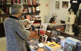 Il bookshop della Carrara chiuso da agosto: contratto scaduto