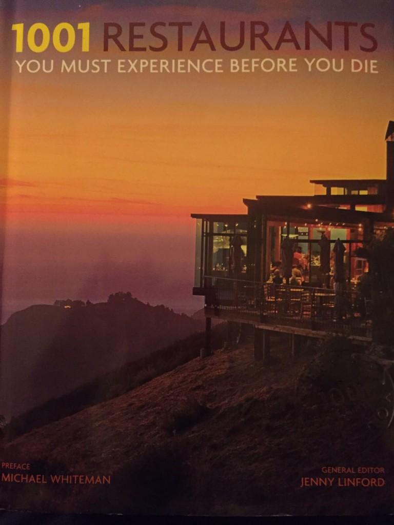 Guida dei 1001 ristoranti da vedere prima di morire