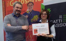 """Premi a Cheese e Golosaria per """"Golosa Alchimia"""" di Romano"""