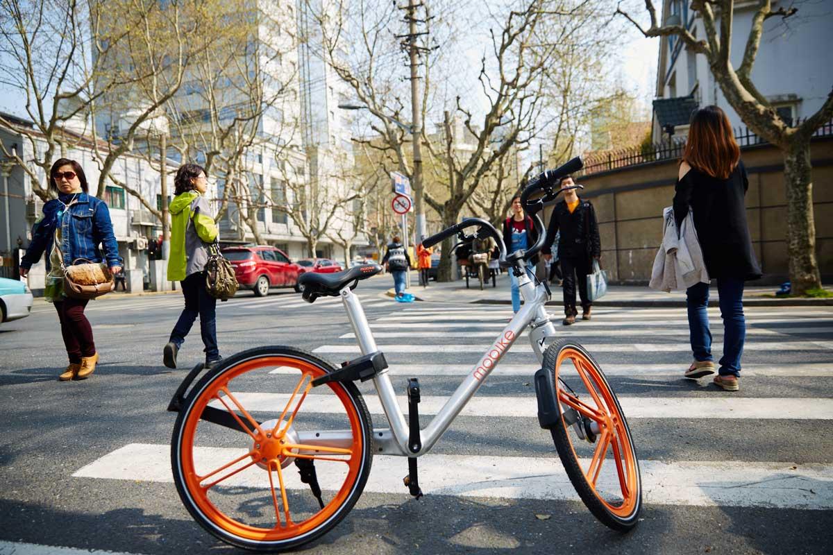 È stato presentato a Bergamo il bike sharing libero