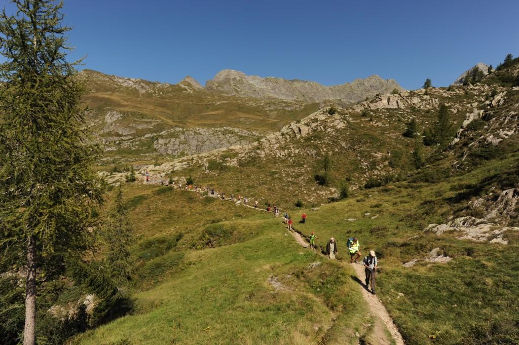 I sentieri del Parco delle Orobie Bergamasche