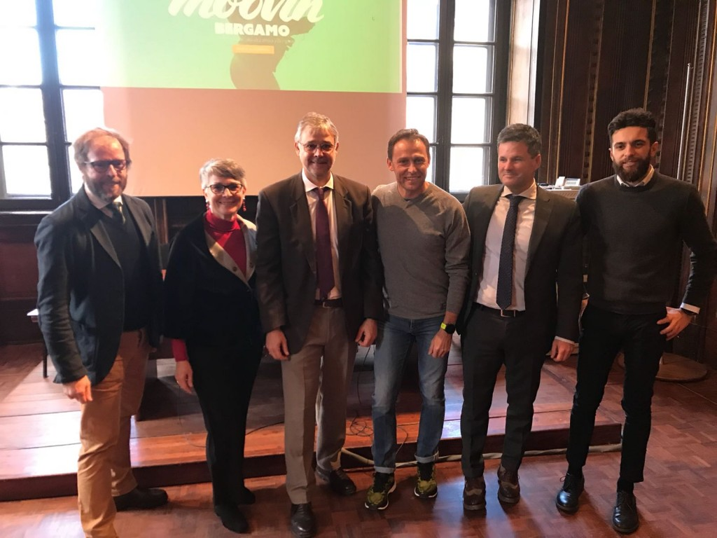 Moovin' Bergamo 2018