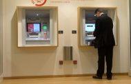 Sportello bancari in ritirata, meno 19 per cento in otto anni