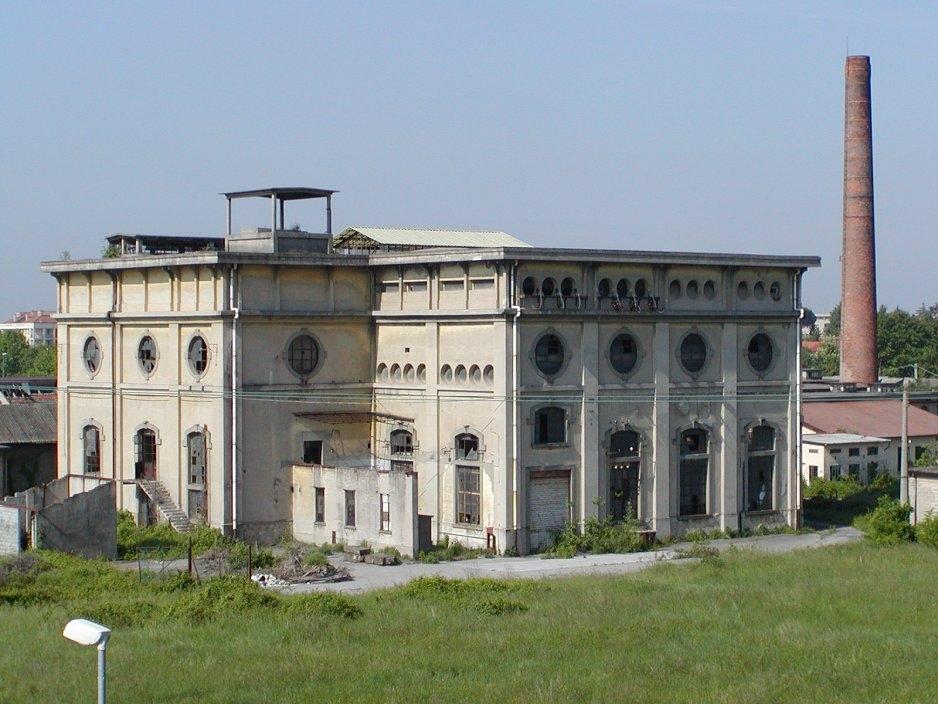 Bando per la gestione dell'ex centrale di via Daste e Spalenga