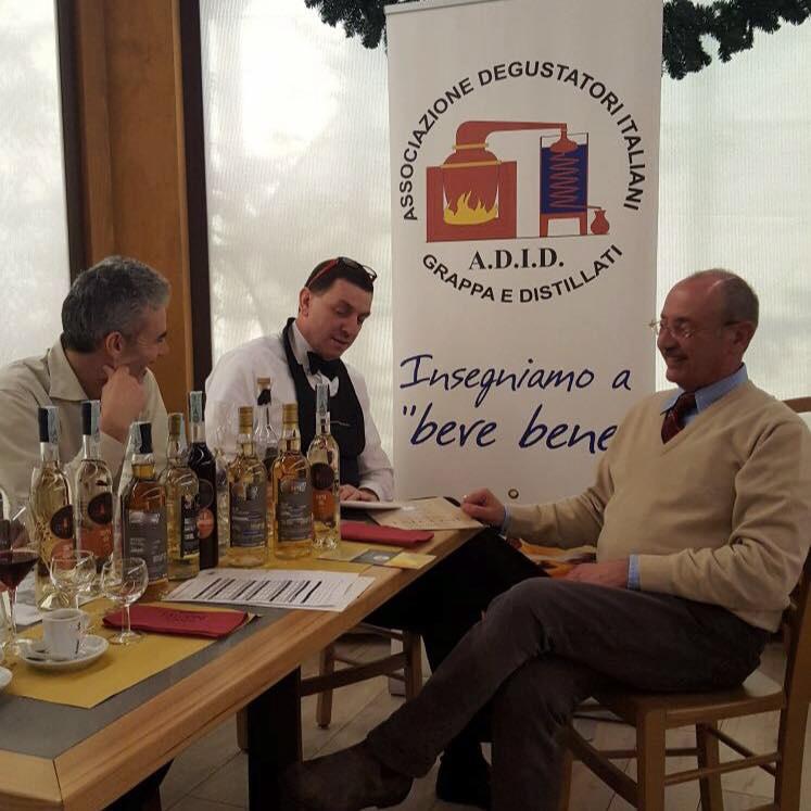 Adid Bergamo, il mondo dei distillati in tante degustazioni