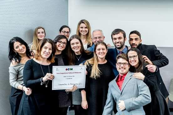UniBg premiata nella competizione italiana di mediazione
