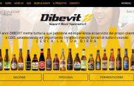 New look per l'online di Dibevit e Bièrethèque