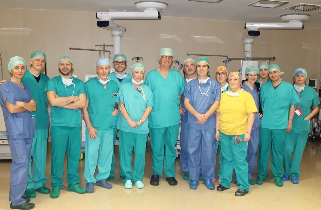 Salve due bimbe al Papa Giovanni: i chirurghi modellano i polmoni