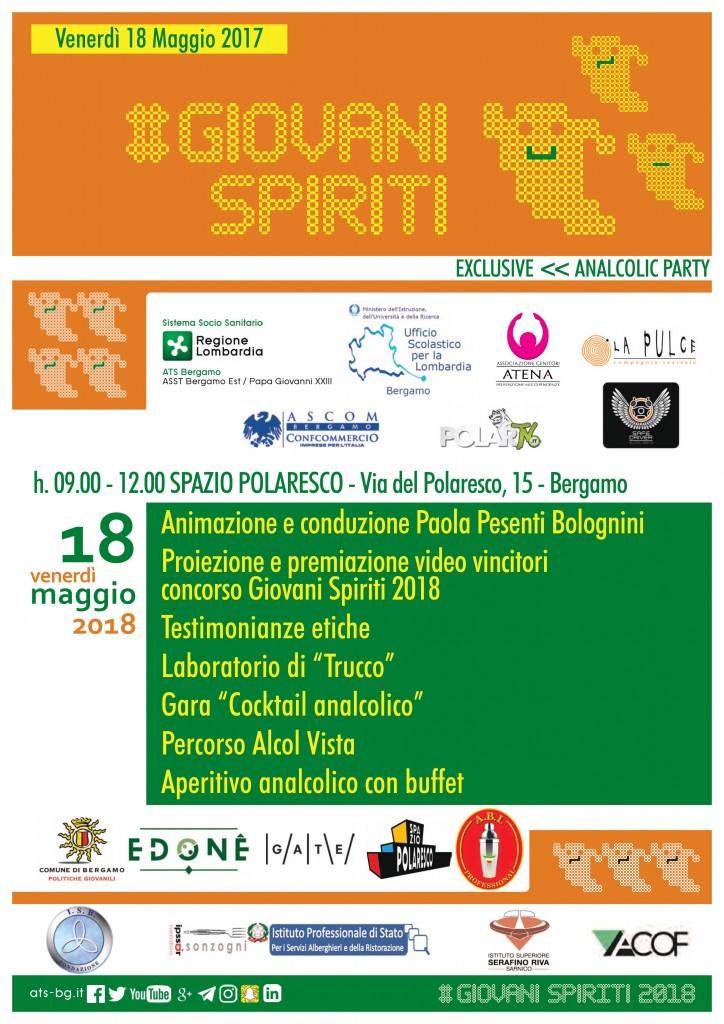 """""""Giovani Spiriti"""" in festa"""