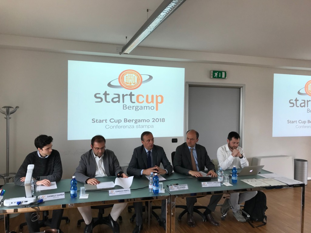 Start Cup Bergamo 2018: al via la nona edizione