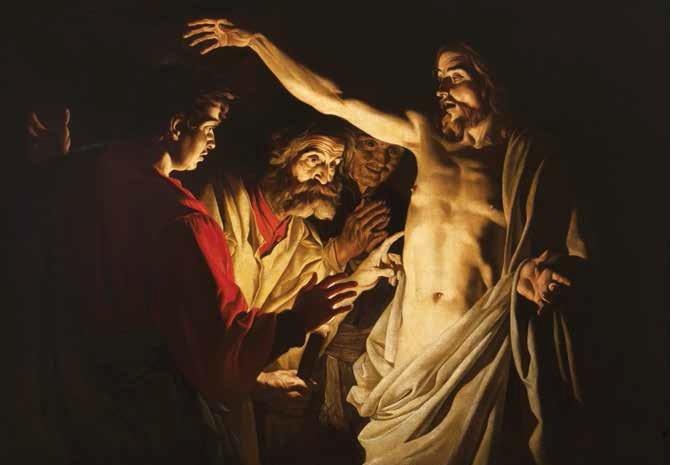 L'eredità di Caravaggio, Capolavori in luce