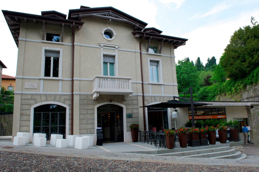 Fuoriporta Boutique Hotel all'insegna di Slow Food