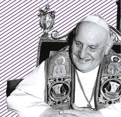 Papa Roncalli protagonista della storia del' 900