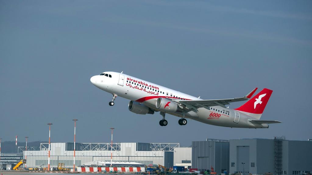 Da Bergamo ad Alessandria d'Egitto, il nuovo volo Air Arabia