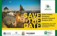 6° Global Healthy Workplace Awards&Summit