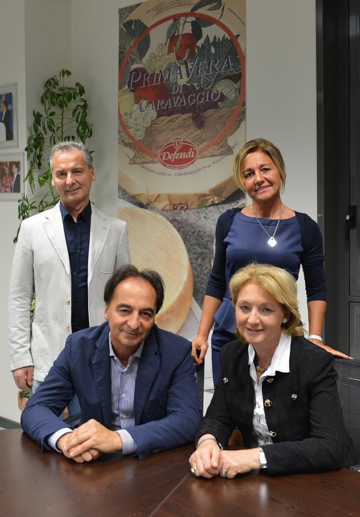 Caseificio Defendi a Caravaggio, un'opera lirica…di buon gusto