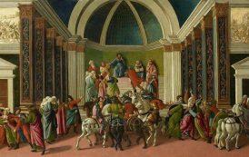 Le Storie di Botticelli arrivano a Bergamo