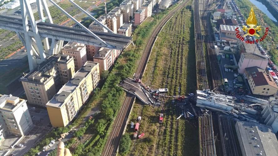 Post Genova, la Lega propone un «tagliando ai ponti»