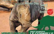 World Rhino Day al Parco Faunistico Le Cornelle