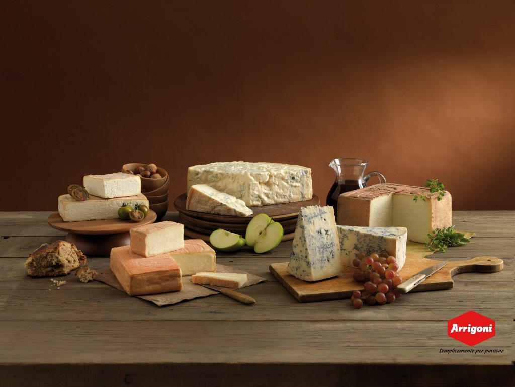 Alla scoperta dei formaggi Arrigoni, sabato prossimo a Pagazzano