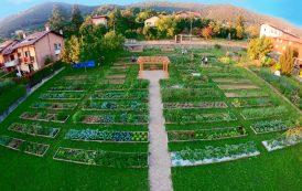 Inaugurati gli orti al Parco del Quintino
