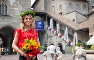 Per i 50 anni dell'Università degli Studi di Bergamo, neo-laureati in tocco e toga per il  Graduation Day