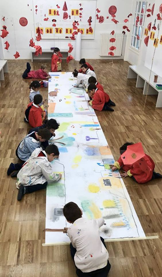 Sabato 17 alla scuola primaria Donizetti