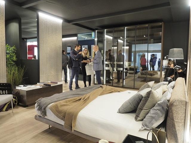 Un successo il Salone del Mobile alla Fiera di Bergamo