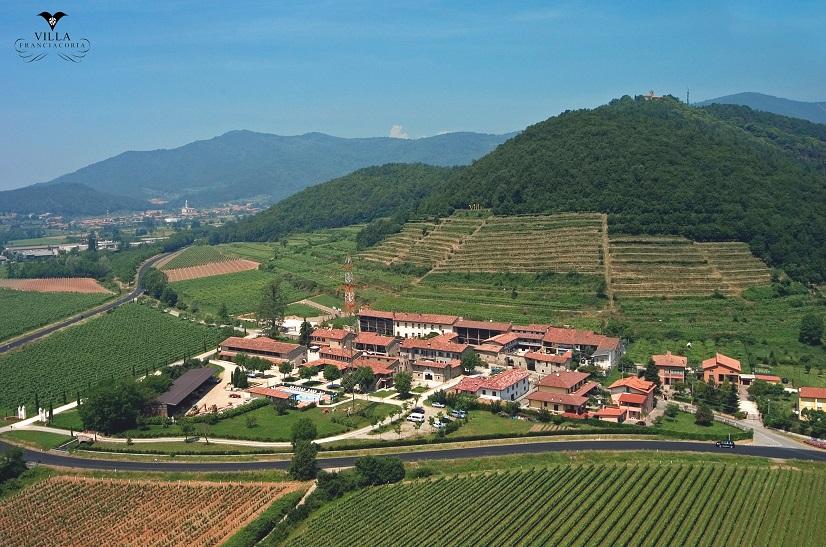 La tradizione dello spiedo rivive da Villa a Monticelli Brusati (Bs)